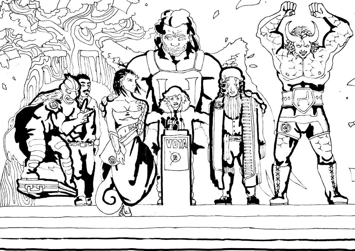 Guardiani della Nebbia